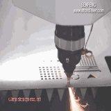 500W大きフォーマットのファイバーレーザーの打抜き機かカッター機械