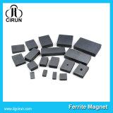 Imán permanente de cerámica de la ferrita del precio del uso de la barra industrial barata del bloque cuadrado