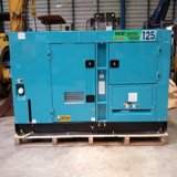 Leiser Dieselgenerator des Detroit-Motor-8kVA mit Marathon-Drehstromgenerator