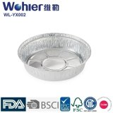 Envases del papel de aluminio de la alta calidad