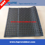 Anti-Fatigue Rubber MatかPuzzled Rubber Kitchen Mat/Porous Safety Rubber Mat.