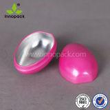 Покрашенный контейнер олова формы яичка для конфеты