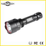 Alta linterna recargable de aluminio de la patrulla de seguridad de la luz 860lm LED (NK-33)