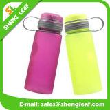Бутылка питьевой воды нового двойного стеклянного цвета конфеты пластичная (SLF-WB025)