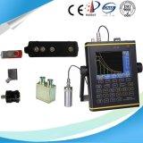 Equipo ultrasónico portable del detector del defecto del carril de Digitaces del vehículo del NDT