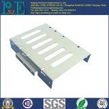 Metal de aluminio de la precisión que estampa piezas de metal de hoja