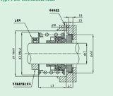 Guarnizione meccanica di gomma della pompa ad acqua (FBD)