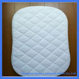 Lavable Bed Bug Quilted Baby impermeable Cuna Colchón Funda