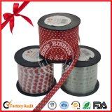 Poliéster cinta de color sólido al por mayor para la fiesta