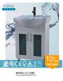 Governo rispecchiato Governo di legno dello specchio della stanza da bagno con due portelli
