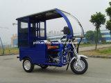 정면 유리제 아시리아 또는 3개의 바퀴 기관자전차 (DTR-3)를 가진 불리한 세발자전거