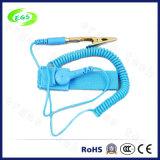 PVC 단 하나 루프 ESD 정전기 방지 손목 붕대 (EGS-503)