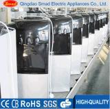 Erogatore dell'acqua calda e fredda del compressore con il frigorifero