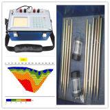 Detetor aparente geofísico da água subterrânea do Resistivity