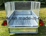 Acoplado doméstico galvanizado del rectángulo de la granja para la venta