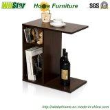 Nieuwe Melamine Side Table met Large Storage (WS16-0036, voor huismeubilair)