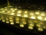 lumière sous-marine de syndicat de prix ferme enfoncée par DEL de 18W RVB (JP94266)