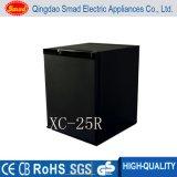 Réfrigérateur automatique portatif d'absorption solide silencieuse de porte de DC12V mini