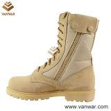 Ботинки пустыни ранта Goodyear воинские с закрытием велкроего (WDB010)