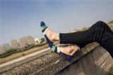 Носки отрезока низкого уровня хлопка людей способа