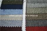 Tissu enduit de sofa d'Oxford de sac de PVC de polyester pour le textile à la maison
