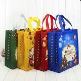在庫の高品質のクリスマスのギフト袋