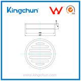 Filtro di pavimento d'ottone della griglia del filtro di pavimento di vendita di riduzione della filigrana