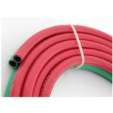 Tubo flessibile gemellare della saldatura di pollice 20bar del grado T1/4