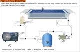 Pompa termica di plastica della piscina