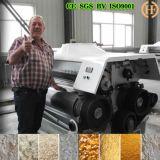 Usine de minoterie de maïs, chaîne de production de repas de maïs