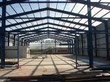 Хозяйственное быстро построенное здание мастерской стальной структуры стальное