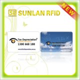 High Quality를 가진 새로운 Product Transparent Composite Card