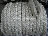 8 Kabel van de Meertros van de bundel pp de Nylon