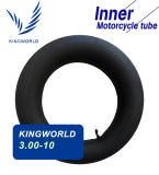 Câmara de ar interna 3.50-10 do pneu do Moped da válvula de Tr87 Tr13