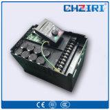 Ce do inversor 1.5kw 380V do controle de vetor de Chziri, CCC aprovado
