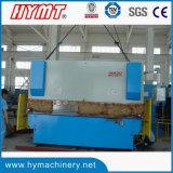 WC67Y-100X3200 Typ hydraulische Stahlplatte verbiegende u. faltende Maschine