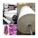 A impressora da série do Sublimation Senhora-JP com o 66GSM rápido seca Não-Ondula o fabricante de papel de transferência térmica do Sublimation