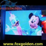 Colore dell'interno TV della visualizzazione di LED dell'affitto P6 che fa pubblicità alla visualizzazione di LED