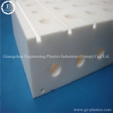 Folha dura do plástico da peça F4 da placa do Teflon PTFE dos produtos plásticos da engenharia