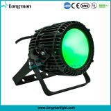 High Power 100W IP65 Outdoor RGBW COB PAR LED