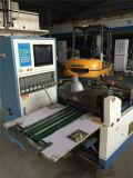Saco automático usado do Pressionar-Selo Center que faz a máquina (COM SISTEMA de MOVIMENTAÇÃO de DOUL-SERVO)