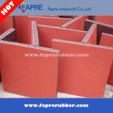 Плитка квадратной блокировки резиновый с хорошим ценой в Китае