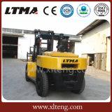 Ltmaのフォークリフト販売のための13トンの決して使用されたディーゼルフォークリフト