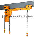 Coating System를 위한 2 Hook Electric Chain Hoist