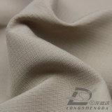 agua de 75D 200t y de la ropa de deportes tela tejida chaqueta al aire libre Viento-Resistente 100% de la pongis del poliester del telar jacquar de la tela escocesa abajo (E170)