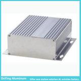 Profil en aluminium professionnel/extrusion en aluminium avec le traitement extérieur d'excellence