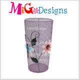 O metal magro da râ Crafts a decoração nova do suporte de vela