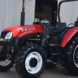 6-Cylider Yto 엔진을%s 가진 120HP 4WD 농업 트랙터