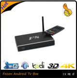Коробка 16.0 TV алюминиевой системы снабжения жилищем 2GB/8GB Kodi Android франтовская