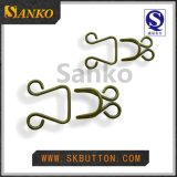 Type de produit de Hook&Eye de soutien-gorge d'utiliser-et de sous-vêtements crochet et oeil de soutien-gorge